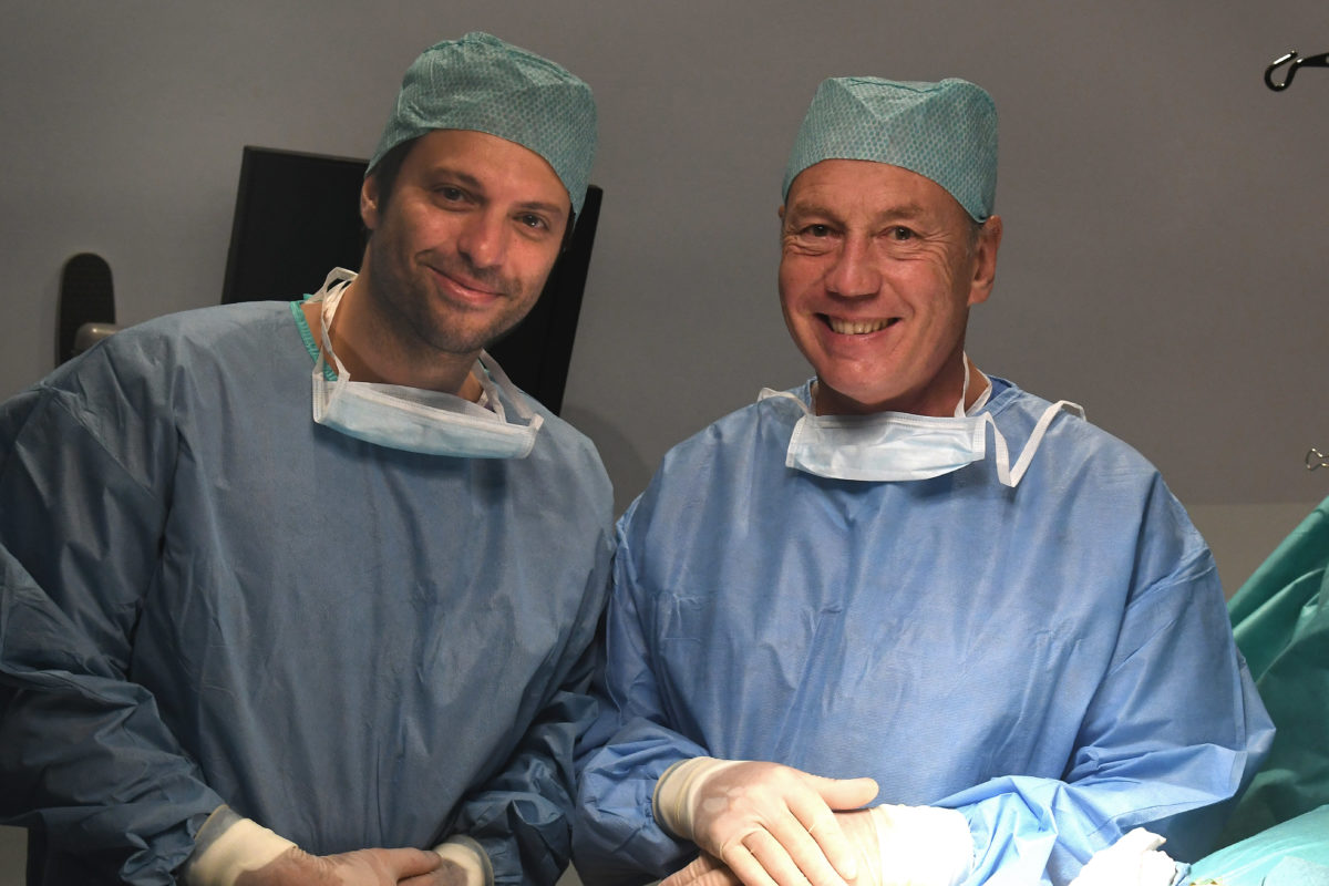 Dr BELHASSEN & Dr BOUCQ